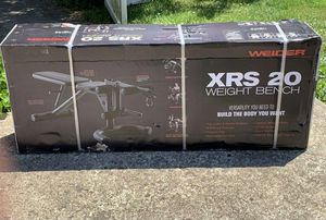 Weider XRS 20 Olympic Workout Bench with Removable Preacher Pad and Integrated Leg Developer for Sale in Westminster, CA