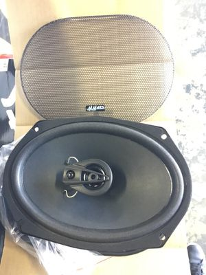 MMATS PRO AUDIO 6x9 for Sale in Rancho Cucamonga, CA