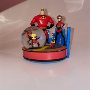 Disney Pixar Incredible's Snow Globe for Sale in Austell, GA