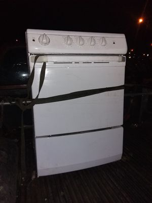 Hotpoint electric stove apt size new for Sale in Laredo, TX
