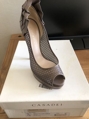 Brand name women's shoes for sale semi new price in description for Sale in Stockton, CA