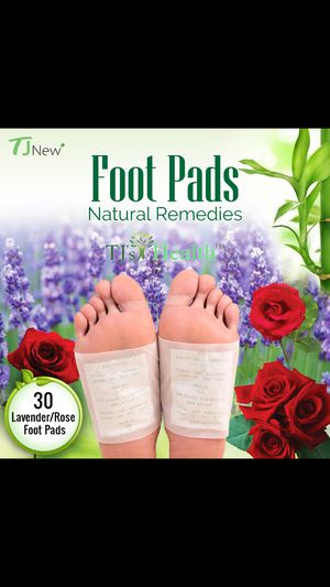 TJ's Health foot pads for Sale in Columbus, OH