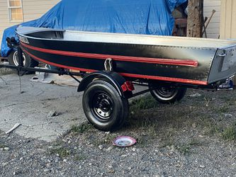 14' bass boat for Sale in Zillah,  WA