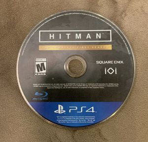 Hitman the complete first season PS4 no case for Sale in Las Vegas, NV