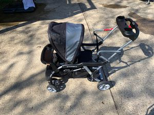 Sit and stand double stroller for Sale in Pittsburgh, PA
