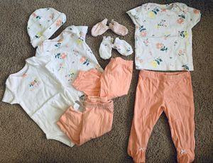 Adorable Carter's baby girl set for Sale in Peoria, AZ