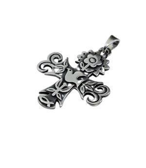 James Avery silver cross La Primavera pendant for Sale in Alexandria, VA