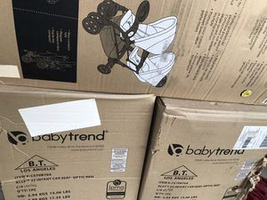Baby trend sit and stand Double stroller for Sale in Oakland, CA