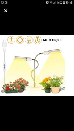 LED grow light for plants for Sale in Edison, NJ