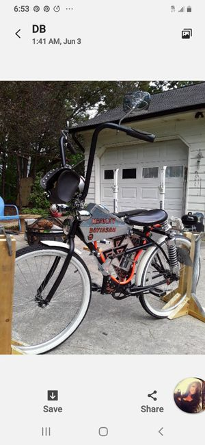 Hardley Davidson Bicycle for Sale in Charlotte, NC
