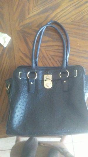 Michael Kors black shoulder bag for Sale in Gibsonton, FL