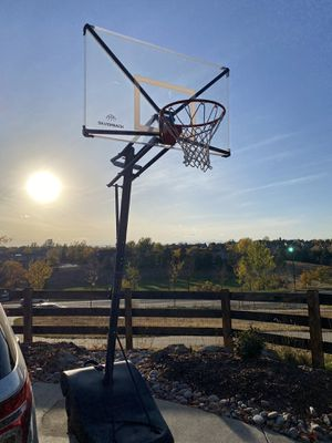 Goalrilla Silverback NXT54 Basketball Hoop for Sale in Littleton, CO
