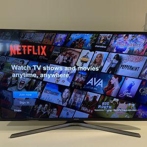 Samsung TV — 40 Inch 4K Ultra HD Smart LED TV for Sale in Washington, DC
