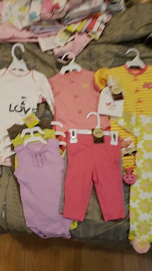 Baby clothes 3M brand new for Sale in Winston-Salem, NC