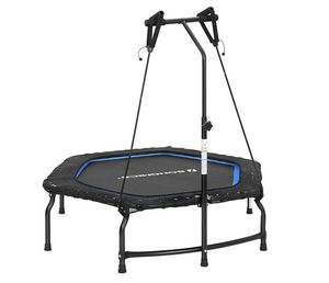 """44""""Trampoline Folding Fitness Rebounder with Handle for Sale in Monrovia, CA"""
