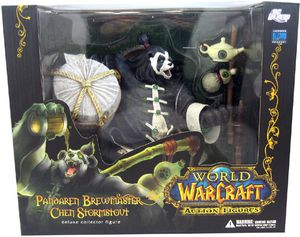 WarCraft BrewMaster Collectible Action Figure for Sale in Fresno, CA