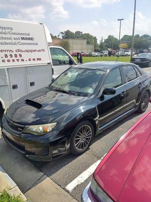 2011 Subaru wrx manual for Sale in Virginia Beach, VA