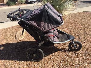 BOB® Revolution® FLEX Duallie® Double Stroller in Black for Sale in Phoenix, AZ