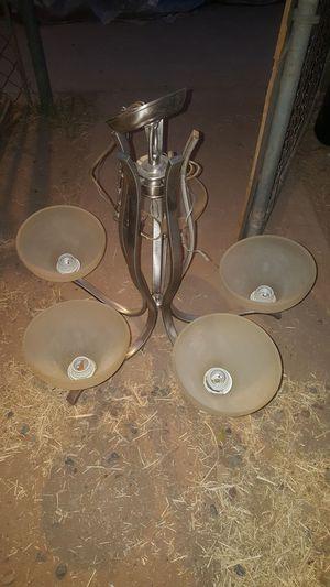 Chandelier stainless steel for Sale in Phoenix, AZ