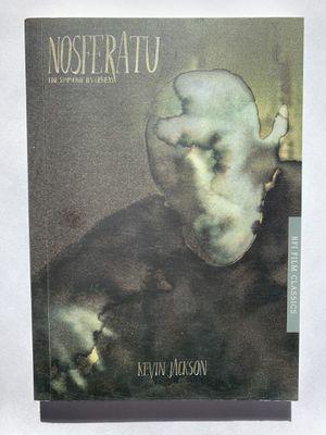 Nosferatu BFI Film Classics Paperback for Sale in Chicago, IL