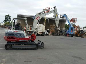 Mini Excavator- Takeuchi for Sale in Los Angeles, CA
