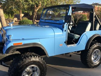 Jeep CJ5 Levi Edition for Sale in Peoria,  AZ