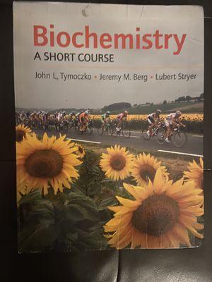 Used Biochem book for Biochem class for Sale in Phoenix, AZ