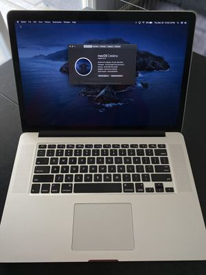 "2015 15"" MacBook Pro 2.2GHz, 512SSD (MS Office 2019+ Final Cut Pro X) for Sale in Murrieta, CA"