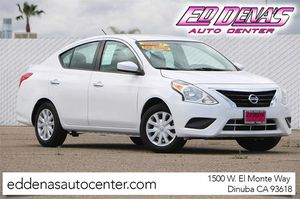 2017 Nissan Versa for Sale in Dinuba, CA