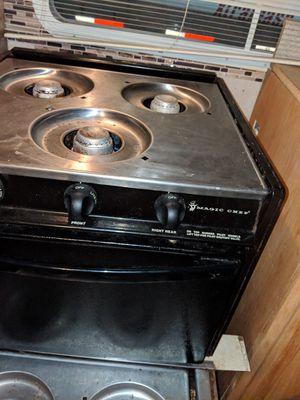 Magic Chef RV stove for Sale in Lubbock, TX