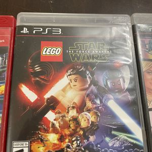 Lego Star Wars PS3 for Sale in Phoenix, AZ