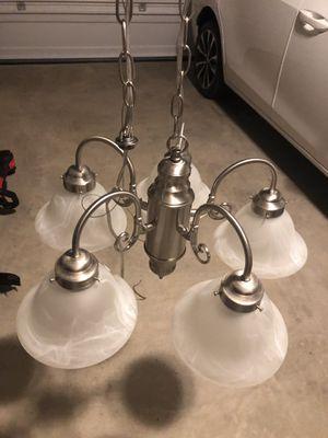 New Dining Room Chandelier Light Fixture for Sale in San Antonio, TX