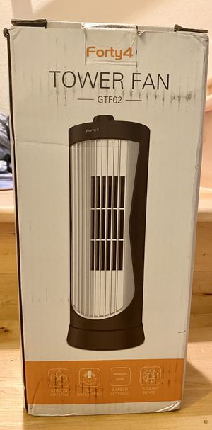 Tower fan, brand new for Sale in Sunnyvale, CA