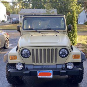 2004 Jeep Wrangler for Sale in Branford, CT