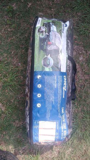 sportz camo truck tent series 57 for Sale in Tyler, TX