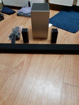Vizio soundbar system for Sale in Dallas, TX