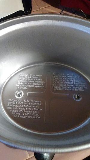Crock pot for Sale in BVL, FL