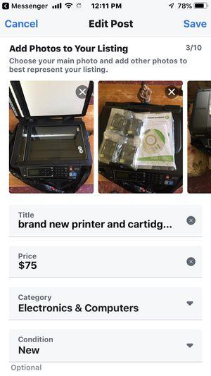 Brand New Printer for Sale in Oak Hill, WV