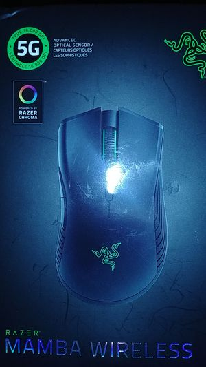 Razer wireless gaming mouse for Sale in Kansas City, MO