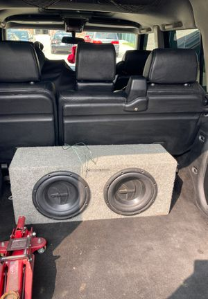 Fosgate 10s for Sale in Portage, OH