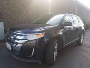 Ford Edge Limited Crossover for Sale in Auburn, WA