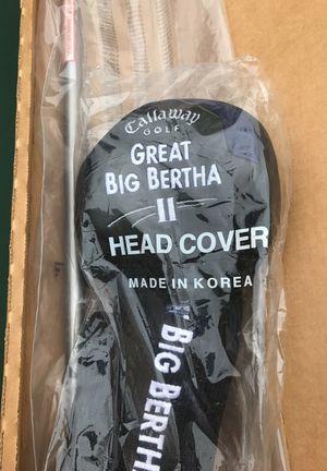 Great big Bertha 2 Driver- new in box for Sale in Grosse Pointe, MI