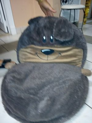 Fair chair Doble face(dog) (cat) for toddler or baby for Sale in Hollywood, FL