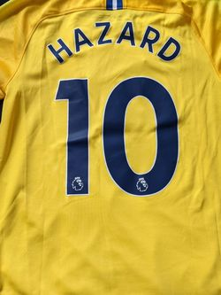 Chelsea 2018-19 Eden Hazard Third Authentic Stadium Jersey - Men's Small (Lightly Used) for Sale in Portland,  OR