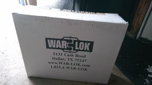 Warlock trailer high secure lock for Sale in Bloomingdale, IL