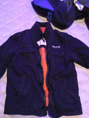 hollister jacket for Sale in Smyrna, TN
