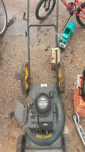 Craftsman push mower for Sale in House Springs, MO