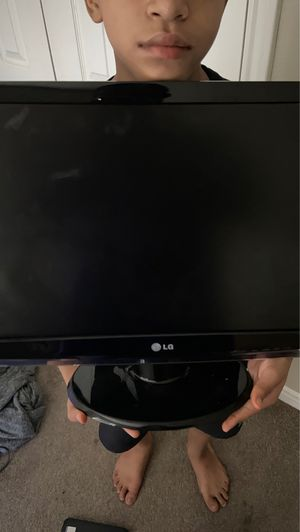 Lg monitor for sale for Sale in Humble, TX