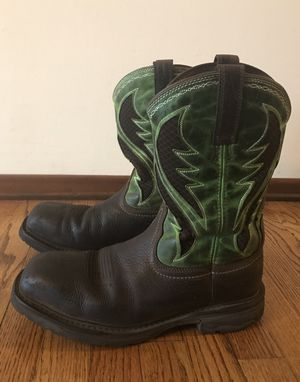 ARIAT WORK composite toe boot for Sale in Dearborn Heights, MI