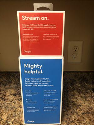 Google Home (NEW UNOPENED!) for Sale in Arlington, VA